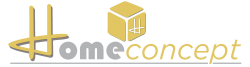 logo homeconept